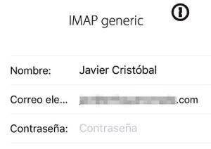 Airmail iPhone integración con 1Password