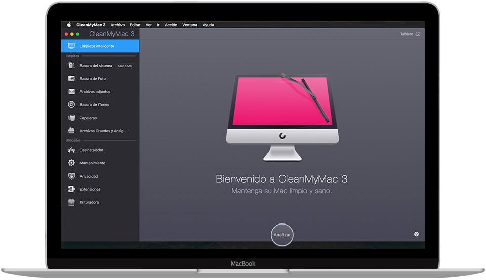 Limpieza primaveral digital con CleanMyMac