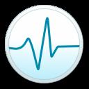 Icono de VitalSigns, app para monitorizar temperaturas en Mac