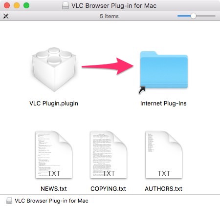 Como instalar el plugin VLC para ver archivos WebM en Safari