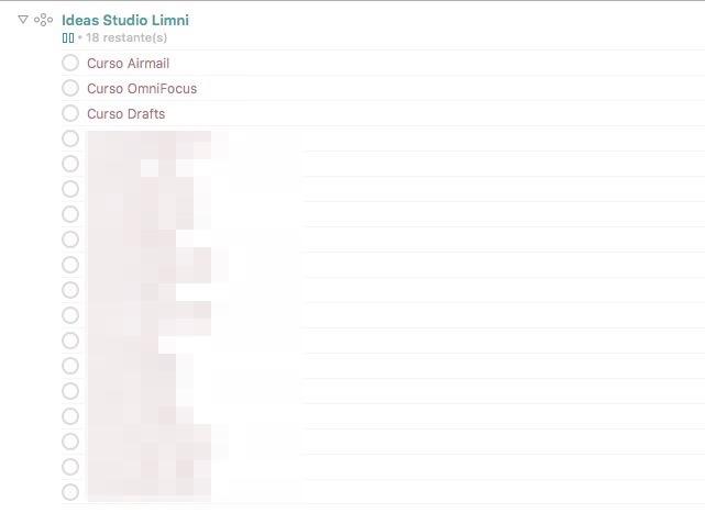 Ideas cursos Studio Limni