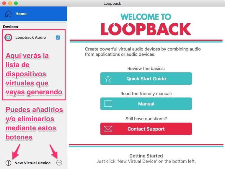 Interfaz de Loopback