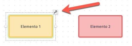 Crear conexion en DIagrams