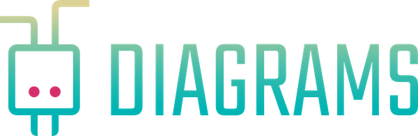 Diagrams Logo