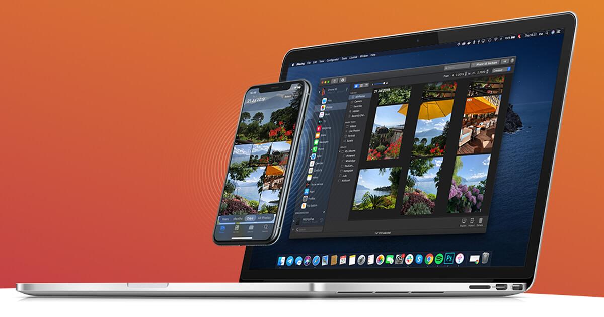 Como pasar fotos de iPhone a Mac