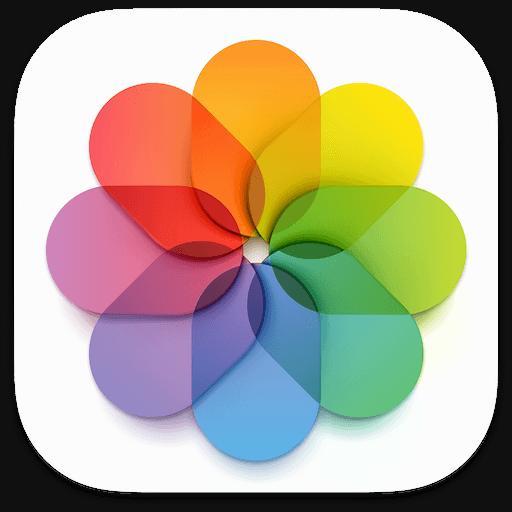 Icono app Fotos